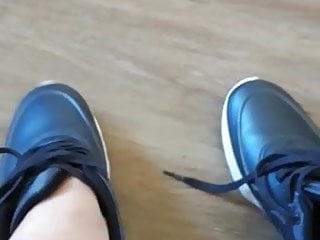foot fetish & Shoe Fetish Nike Part 22