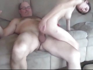 Daddy don't cum inside me